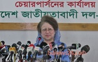 Khaleda calls news conference to react to deadly Gulshan attack