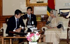 Will find out who supplied arms, explosives to Gulshan café attackers, PM Hasina tells Japanese minister