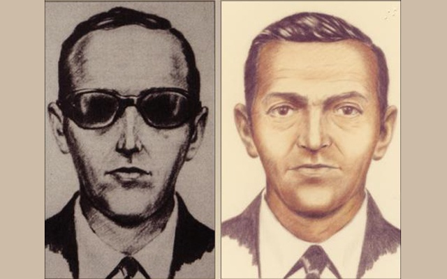 Artist sketches released by the FBI of a man calling himself D.B. Cooper, who vanished in 1971 with $200,000 in stolen cash after hijacking a commercial airliner over Oregon, U.S. Reuters