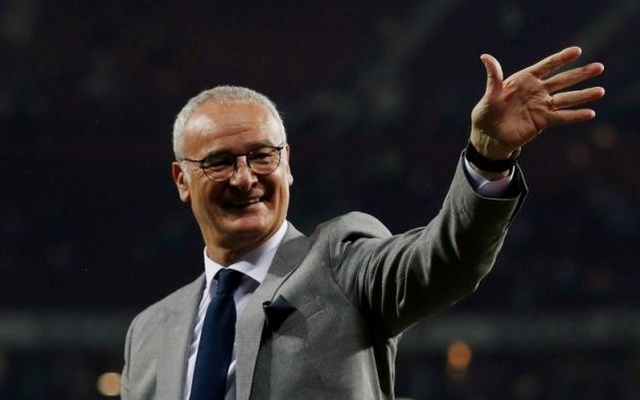 Ranieri 'very confident' over Mahrez stay