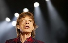 Mick Jagger of The Rolling Stones performs during their ''Latin America Ole Tour'' at the Foro Sol in Mexico City, Mexico March 14, 2016. Reuters