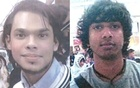 Tawsif Hossain (Left) and Shehzad Rauf Arka (Right)