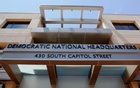 The headquarters of the Democratic National Committee is seen in Washington, US June 14, 2016. Reuters