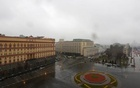 A general view shows the headquarters of the Federal Security Service (FSB) (L) in central Moscow, Russia, November 10, 2015. Reuters