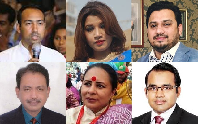 bnp names members of its leaders families in new committee