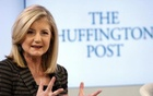 Arianna Huffington, president and Editor-in-Chief of The Huffington Post Media Group attends a session at the World Economic Forum (WEF) in Davos January 25, 2014. Reuters