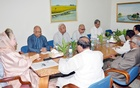 BNP chief Khaleda calls meeting of party's policymaking body
