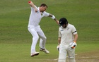 Steyn bags New Zealand openers before rain