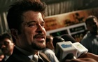 Bollywood actor Anil Kapoor speaks to reporters upon his arrival on the green carpet for the International Indian Film Academy (IIFA) awards in Colombo, Sri Lanka, Jun 3, 2010. Reuters