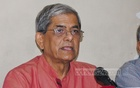 Election 'won't be easy' without BNP, Mirza Fakhrul says