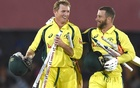 Finch and Bailey power Australia to series win over Sri Lanka