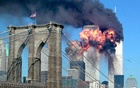 The second tower of the World Trade Center bursts into flames after being hit by a hijacked airplane in New York September 11, 2001. Reuters