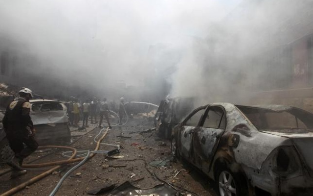 Libya says attacks on 2 key oil terminals repelled
