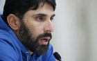 Proud skipper Misbah wants Pakistan isolation to end soon