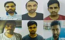 Indian police arrested six suspected JMB activists from West Bengal and Assam this week.Photo: anandbazar.com