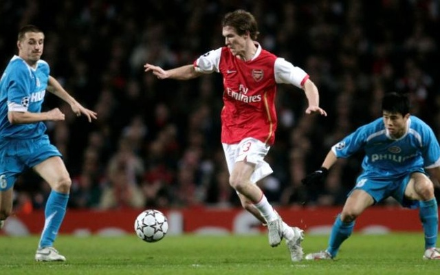 Arsenal could win three trophies this season, says Alexander Hleb