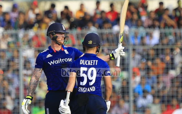 Jonny Bairstow passes fitness test for England's one-day clash with Bangladesh