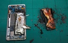 Samsung halts Galaxy Note 7 sales over fire concerns, tells users to switch off