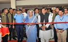 Hasina highlights need for green belt on International Day for Disaster Risk Reduction