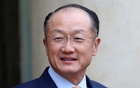 World Bank President Jim Yong Kim arrives at the Elysee Palace in Paris, France, Aug 29, 2016. Reuters