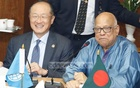 World Bank to increase its assistance for Bangladesh by 50 percent, its President Kim says