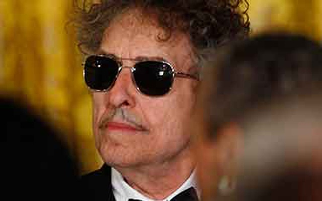 The Swedish Academy gave 75-year-old Bob Dylan the prize for