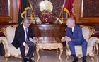 New Danish ambassador in Bangladesh presents credentials to President