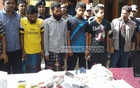 Police arrest four 'JMB operatives' after raiding hideout in Bagerhat