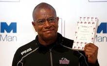 Author Paul Beatty poses for photographs during a photo-call in London for the six Man Booker shortlisted fiction authors, on the eve of the prize giving in London, Britain October 24, 2016. Reuters