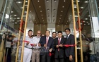 India-Bangladesh Chamber of Commerce and Industry Vice President Dewan Sultan Ahmed inaugurating the Partex Interior-Exterior Expo 2016 and Bangladesh Lighting Expo 2016 in Dhaka on Thursday. Photo: asaduzzaman pramanik