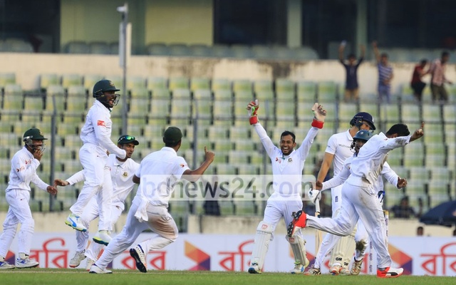 5 biggest wins in Bangladesh's cricket history