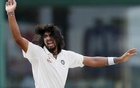 This 2015 photo shows India's Ishant Sharma appealing for the successful wicket of Sri Lanka's Upul Tharanga during the fourth day of their third and final test cricket match in Colombo. Photo: Reuters via Action Images