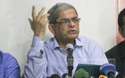 Justice Shamsuddin's comments amount to contempt of court: Mirza Fakhrul