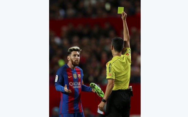 f825abf78 Barcelona to appeal Messi yellow card for time wasting - bdnews24.com