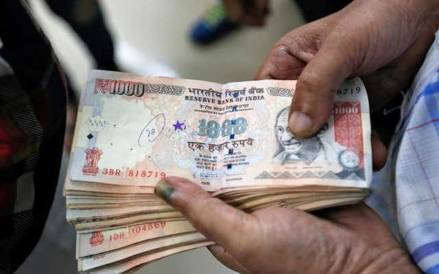 Indian Prime Minister Narendra Modi said the move was a crack down on rampant corruption and counterfeit currency. Reuters file photo
