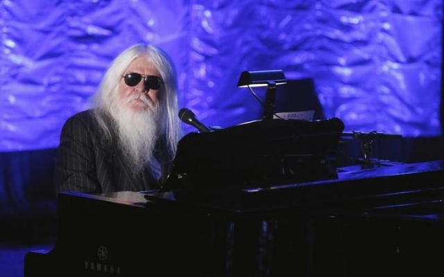 Inductee Leon Russell performs during the Songwriters Hall of Fame awards in New York June 16, 2011. Reuters