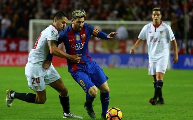 Barcelona held by Malaga as Messi misses out through illness
