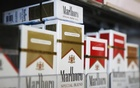 Packs of Marlboro cigarettes are displayed for sale at a convenience store in Somerville, Massachusetts Jul 17, 2014. Reuters