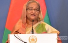PM Hasina returns home after three-day state visit to Hungary