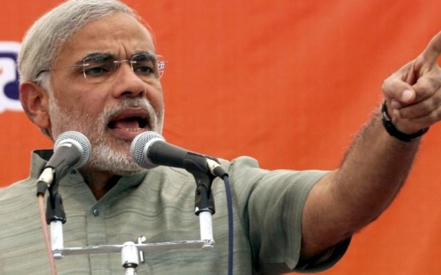 Narenrda Modi swept to power in 2014 on the back of promises to root out graft. Reuters file photo