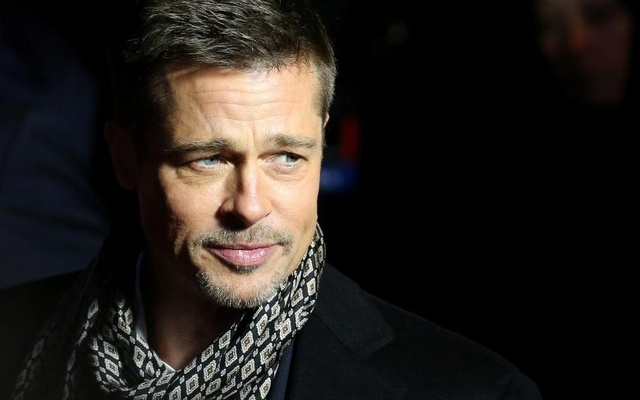 Actor Brad Pitt arrives at the premiere of the film ''Allied'' in Madrid, Nov 22, 2016. Reuters
