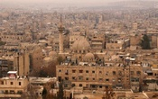 A general view shows the Old City of Aleppo as seen from Aleppo's historic citadel, Syria December 11, 2009. Reuters