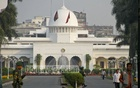 This bdnews24.com file photo shows a general view of the Bangladesh president's office, the Bangabhaban.