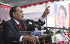 Only Jatiya Party in power can make me live longer: Ershad tells supporters
