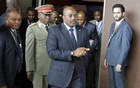 Democratic Republic of Congo's President Joseph Kabila arrives for a southern and central African leaders' meeting to discuss the political crisis in the Democratic Republic of Congo in Luanda, Angola, October 26, 2016. Reuters