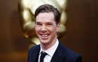 File photo - Actor Benedict Cumberbatch arrives at the 86th Academy Awards in Hollywood, California March 2, 2014. Reuters