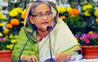 Prime Minister Sheikh Hasina. File Photo.