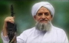 A photo of Al Qaeda's new leader, Egyptian Ayman al-Zawahiri, is seen in this still image taken from a video released on September 12, 2011. Reuters