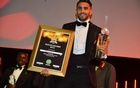 Leicester's Mahrez named African Footballer of the Year
