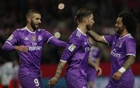 Unbeaten in 40, Real Madrid have bigger targets